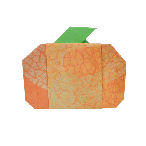 Pumpkin Origami Diagram Ryan Dong