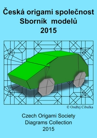 Book Cover: Czech Origami Convention 2015