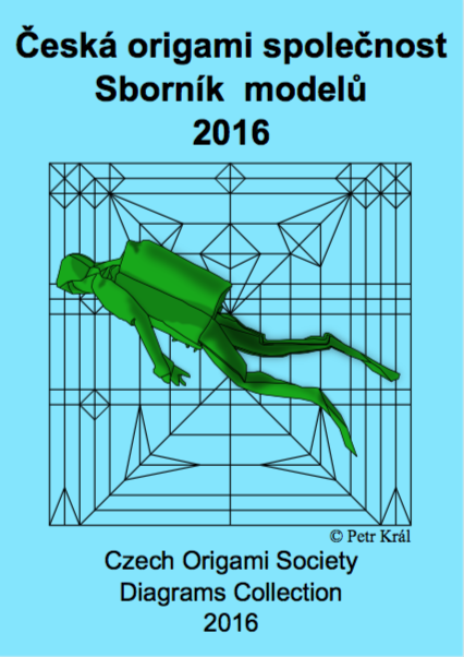 Book Cover: Czech Origami Convention 2016