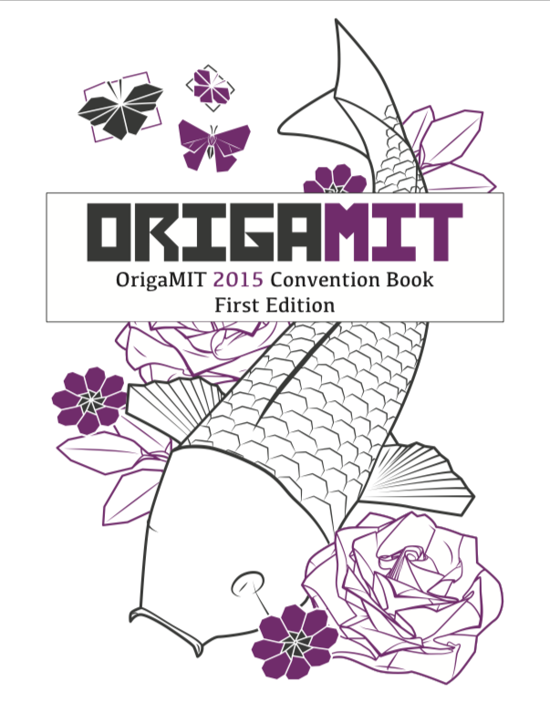 Book Cover: OrigaMIT 2015 Convention Book